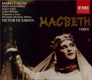 VERDI - De Sabata - Macbeth, opéra en quatre actes (version italienne)