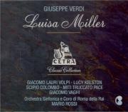 VERDI - Rossi - Luisa Miller, opéra en trois actes (RAI Rome 1951) RAI Rome 1951