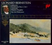 SIBELIUS - Bernstein - Symphonie n°1 op.39
