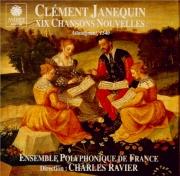 XIX chansons nouvelles - Attaingnant, 1540