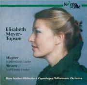 STRAUSS - Meyer-Topsoe - Vier letzte Lieder (Quatre derniers lieder), po