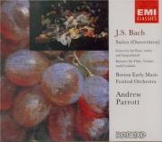 BACH - Parrott - Suite pour orchestre n°1 en do majeur BWV.1066