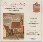 BACH - Herreweghe - Messe luthérienne en sol mineur, pour solistes, chœu