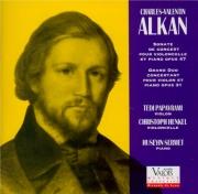 ALKAN - Henckel - Sonate de concert op.47