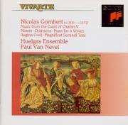 Musique à la Cour de Charles V