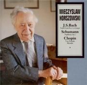 BACH - Horszowski - Suite française n°6, pour clavier en mi majeur BWV.8