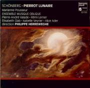 SCHOENBERG - Herreweghe - Pierrot lunaire op.21
