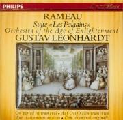 RAMEAU - Leonhardt - Les Paladins : suite