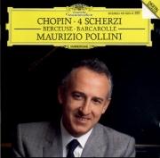 CHOPIN - Pollini - Scherzo pour piano n°1 en si mineur op.20