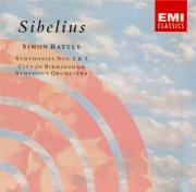 SIBELIUS - Rattle - Symphonie n°2 op.43