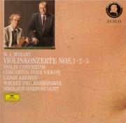 MOZART - Kremer - Concerto pour violon et orchestre n°1 en si bémol maje