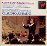 MOZART - Abbado - Messe en ut mineur, pour solistes, chœur et orchestre