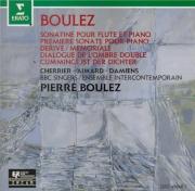 BOULEZ - Boulez - Sonatine