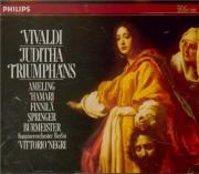 VIVALDI - Negri - Juditha triumphans devicta Holofernes barbarie, orator
