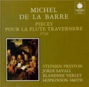 Pièces pour flûte traversière (1710)