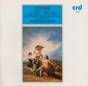 GRANADOS - Rajna - Allegro de concert