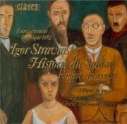 STRAVINSKY - Ansermet - L'histoire du soldat, pour trois récitants et se