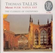TALLIS - Wulstan - Missa 'Puer natus est nobis'