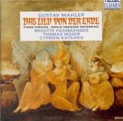MAHLER - Fassbaender - Das Lied von der Erde (Le chant de la terre) : ve