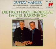 MAHLER - Barenboim - Des Knaben Wunderhorn (Le Cor enchanté de l'enfant)
