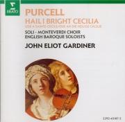 PURCELL - Gardiner - Hail, bright Cecilia!, ode à Ste Cécile Z.328