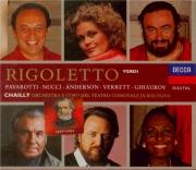 VERDI - Chailly - Rigoletto, opéra en trois actes