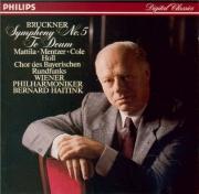 BRUCKNER - Haitink - Symphonie n°5 en si bémol majeur WAB 105