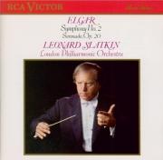 ELGAR - Slatkin - Symphonie n°2 op.63
