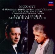 MOZART - Grumiaux - Sonate pour violon et piano n°26 en si bémol majeur
