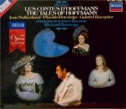 OFFENBACH - Bonynge - Les Contes d'Hoffmann