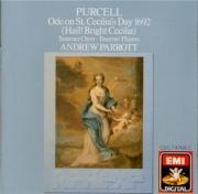 PURCELL - Parrott - Hail, bright Cecilia!, ode à Ste Cécile Z.328