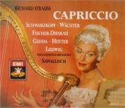 STRAUSS - Sawallisch - Capriccio, opéra op.85