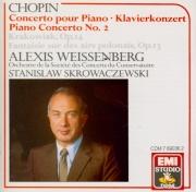 CHOPIN - Weissenberg - Concerto pour piano et orchestre n°2 en fa mineur