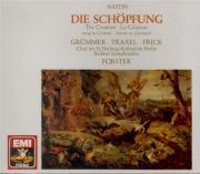 HAYDN - Forster - Die Schöpfung (La création), oratorio pour solistes, c