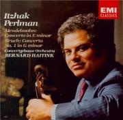 MENDELSSOHN-BARTHOLDY - Perlman - Concerto pour violon et orchestre en m
