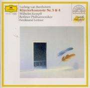 BEETHOVEN - Kempff - Concerto pour piano n°3 en ut mineur op.37