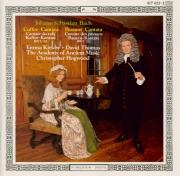 BACH - Hogwood - Schweigt stille, plaudert nicht, cantate pour solistes