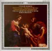 VIVALDI - Preston - Gloria en ré majeur, pour deux sopranos, alto, chœur