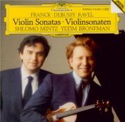 FRANCK - Mintz - Sonate pour piano et violon en la majeur FWV.8