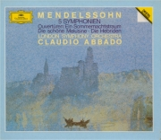MENDELSSOHN-BARTHOLDY - Abbado - Symphonies (intégrale)