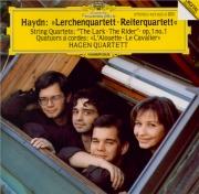 HAYDN - Hagen Quartett - Quatuor à cordes n°63 en ré majeur op.64 n°5 Ho
