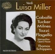VERDI - Schippers - Luisa Miller, opéra en trois actes