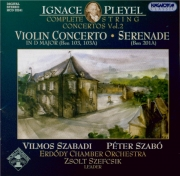 Complete String Concertos Vol.2