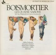 BOISMORTIER - Mellon - Les quatre saisons op.5