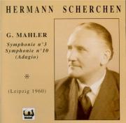 MAHLER - Scherchen - Symphonie n°3