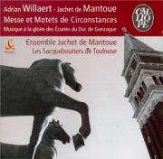 WILLAERT - Saqueboutiers d - Motets