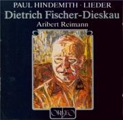 HINDEMITH - Fischer-Dieskau - Lieder