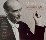 Mravinsky à Moscou 1965