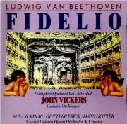 BEETHOVEN - Klemperer - Fidelio, opéra op.72