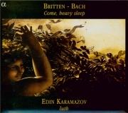 BRITTEN - Karamazov - Nocturnal after John Dowland, réflexions pour guit